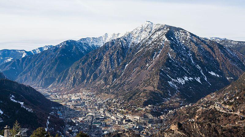 Andorra scenery