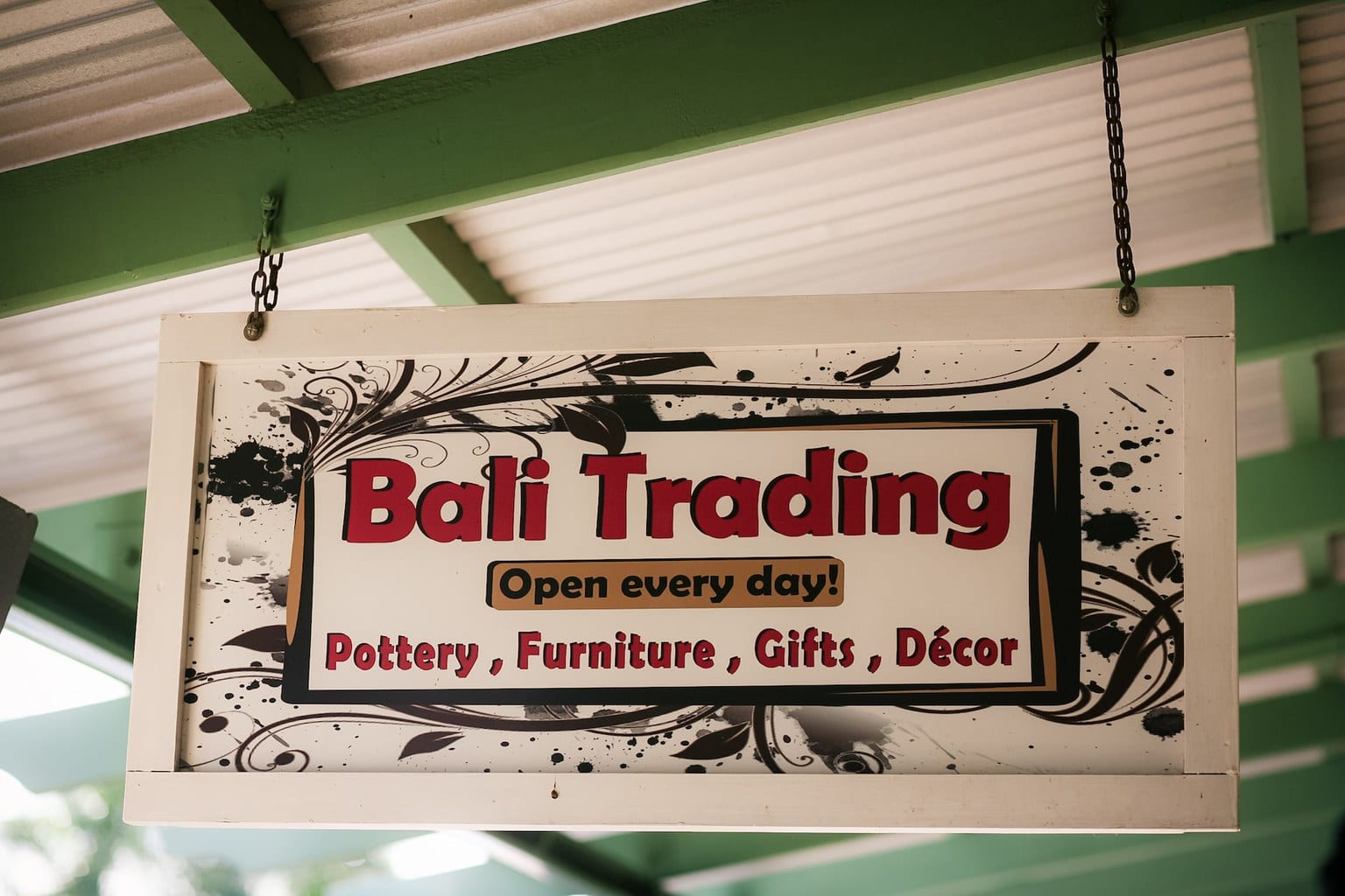 Bali Trading on the Garden Route