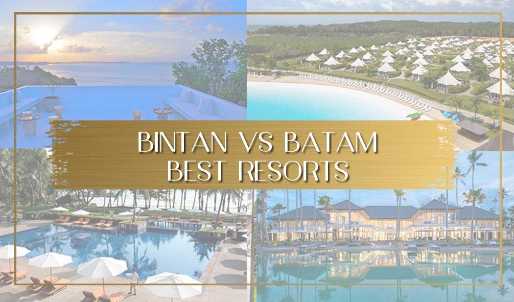 Best resorts near Singapore main