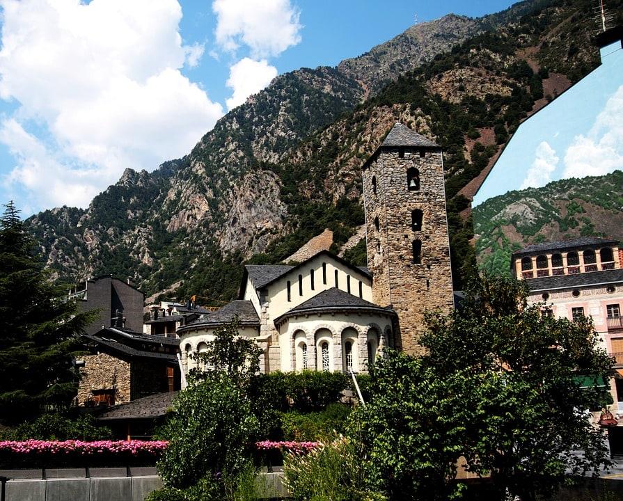 Church in Andorra
