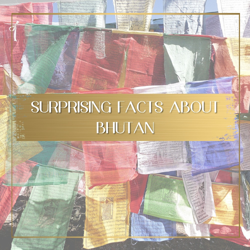 Facts about Bhutan feature