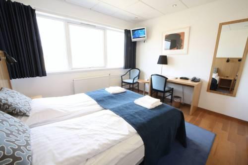 Hotel Vagar bedroom