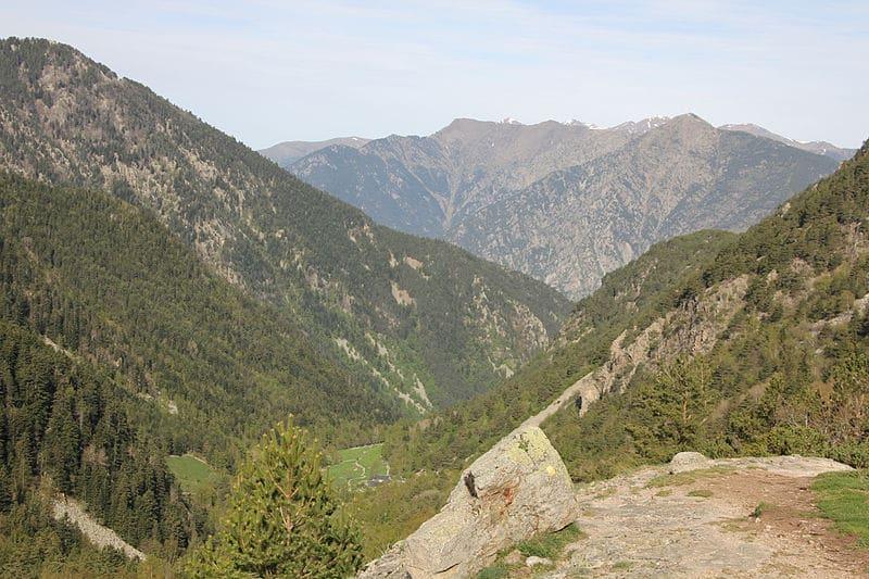 Vall del Madriu Perafita Claror