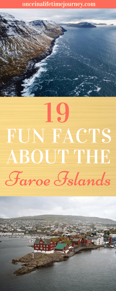 19 Fun Facts About the Faroe Islands