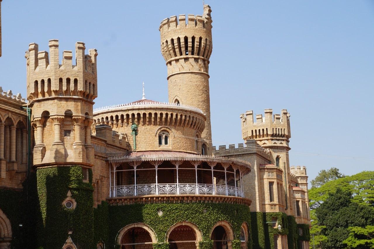 Bangalore Palace exterior
