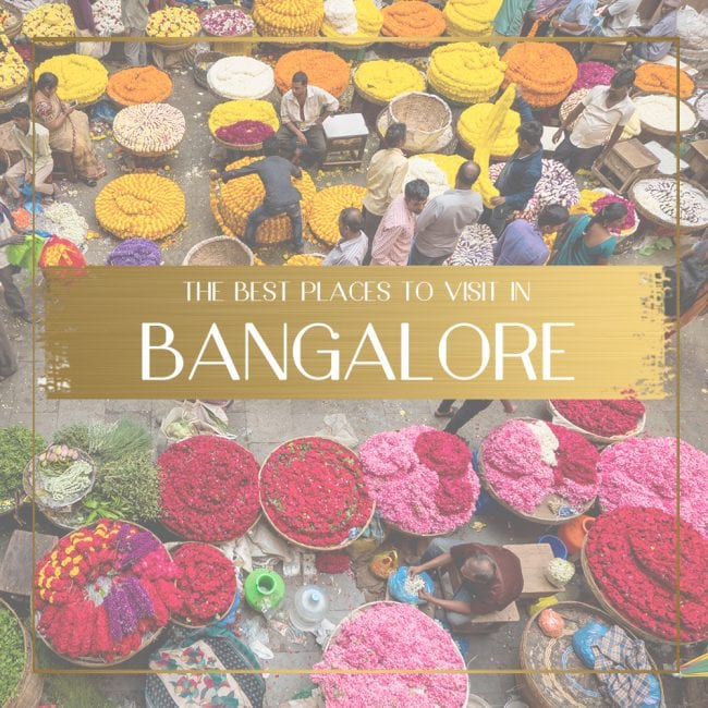 Best places to visit in Bangalore Feature