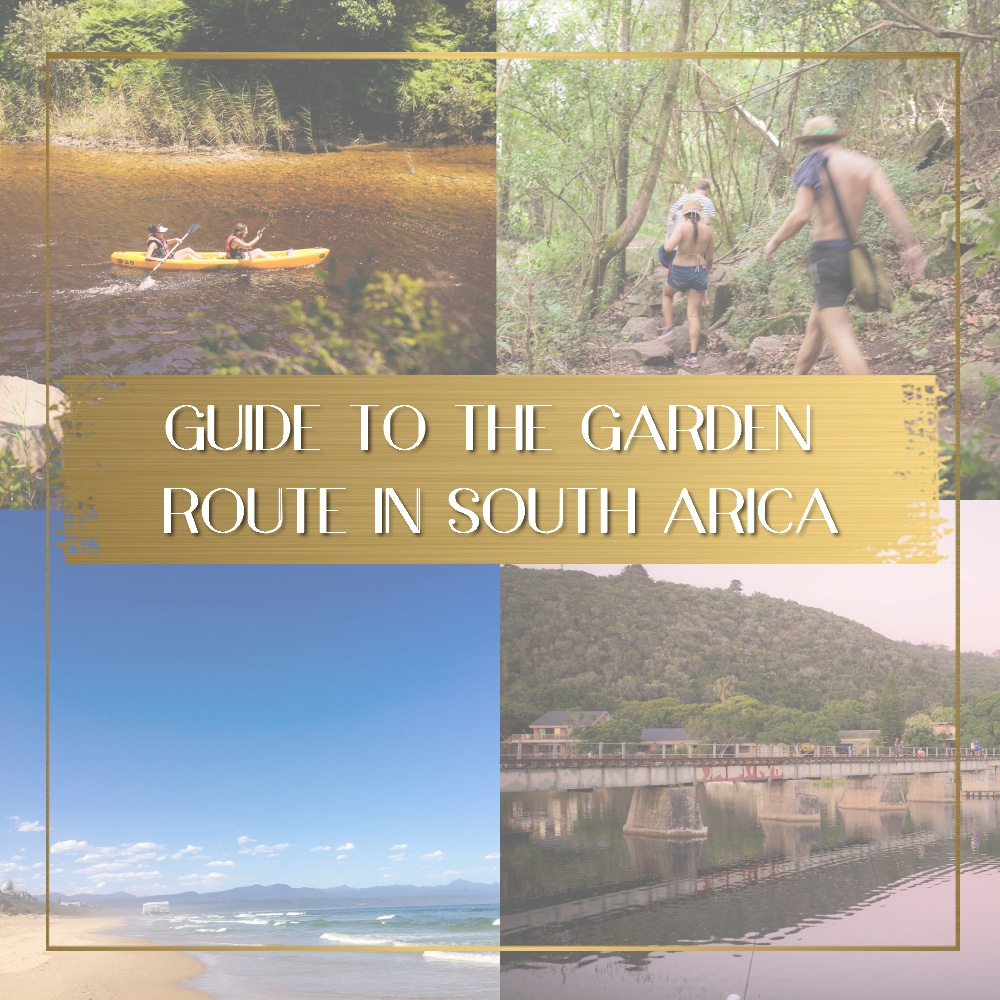 Garden Route South Africa feature