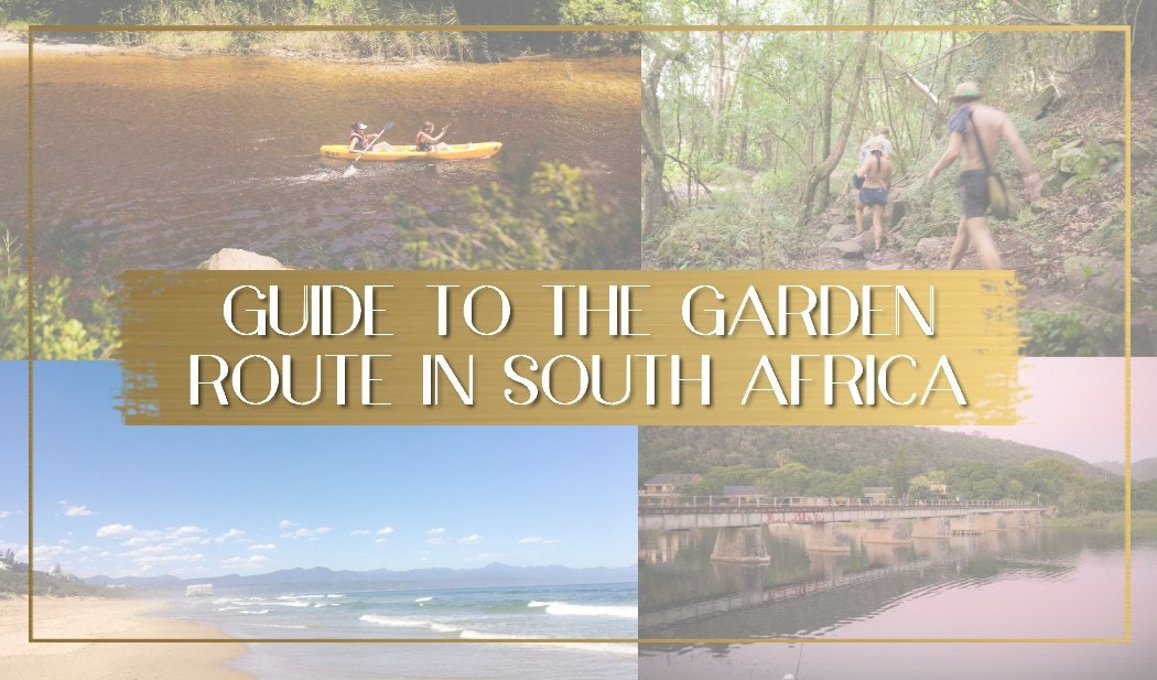 Garden Route South Africa main