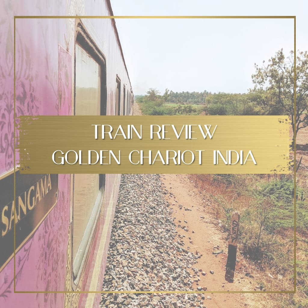 Golden train India review feature