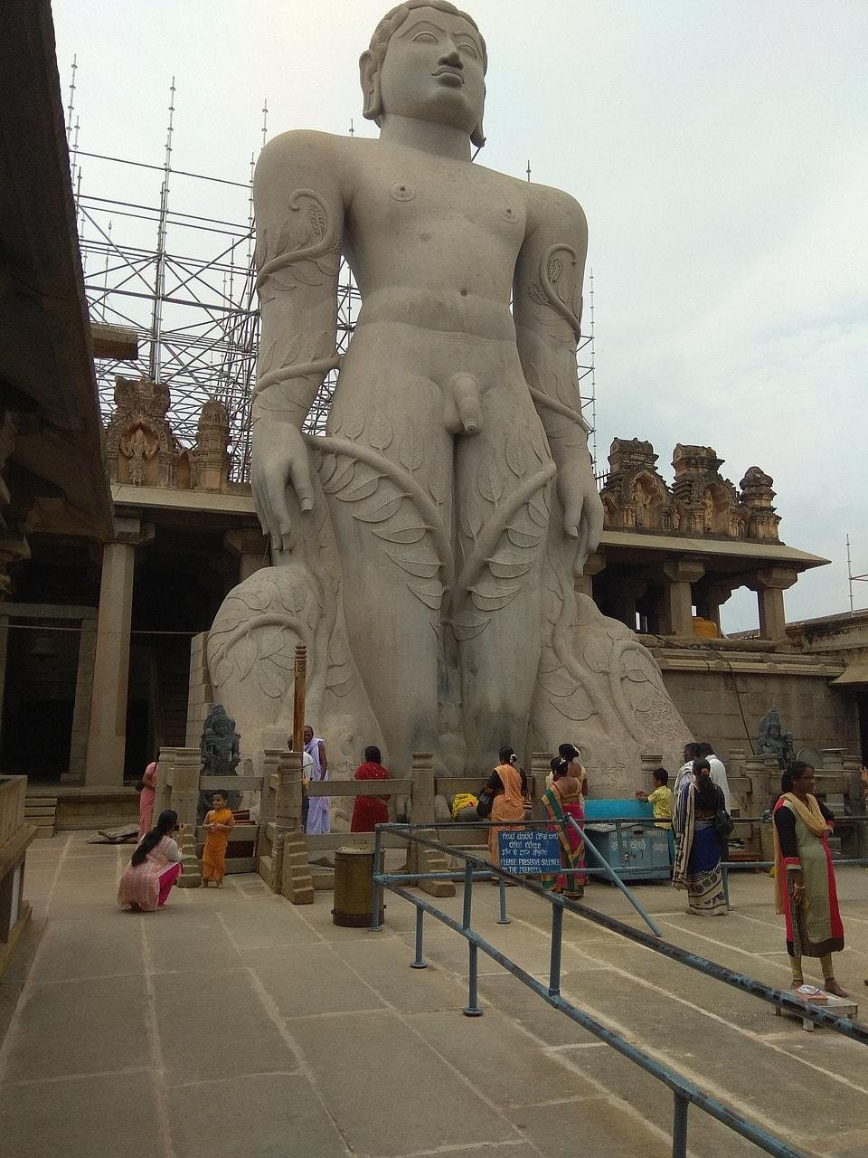 Gommateshvara Bahubali Statue