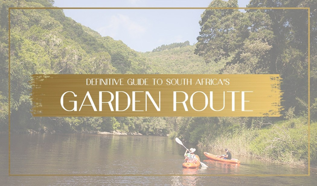Guide to the Garden Route Main