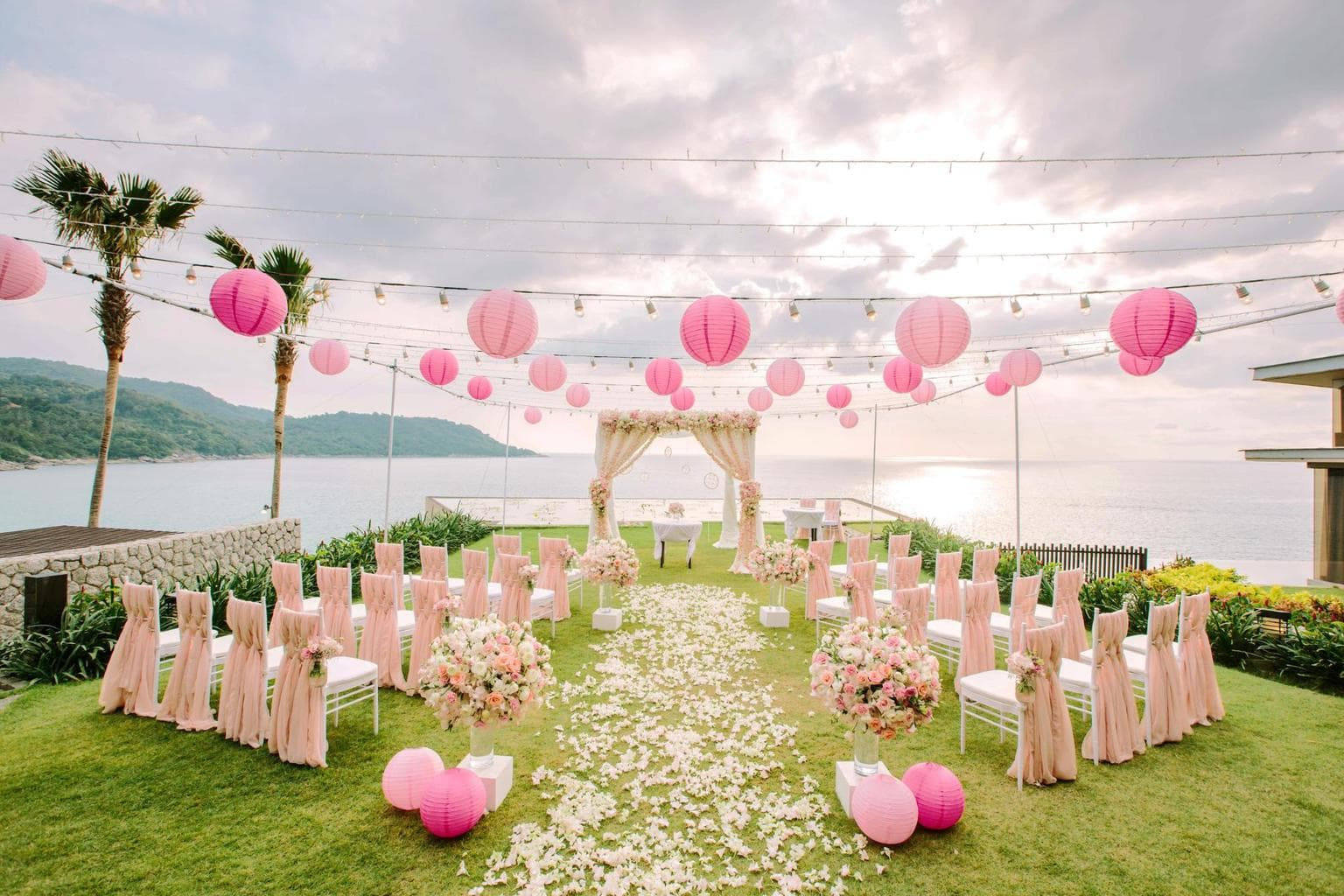 Have a destination wedding at one of the best Phuket luxury villa