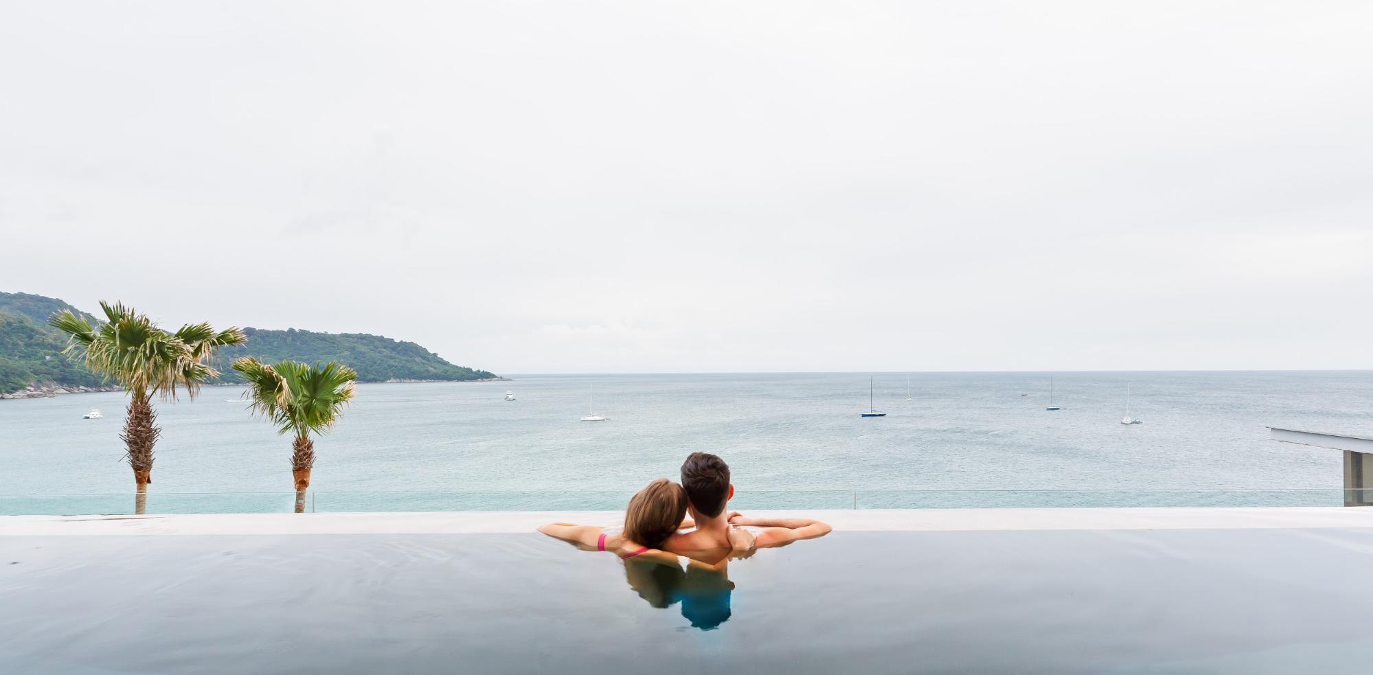 Impiana Private Villas Infinity pool