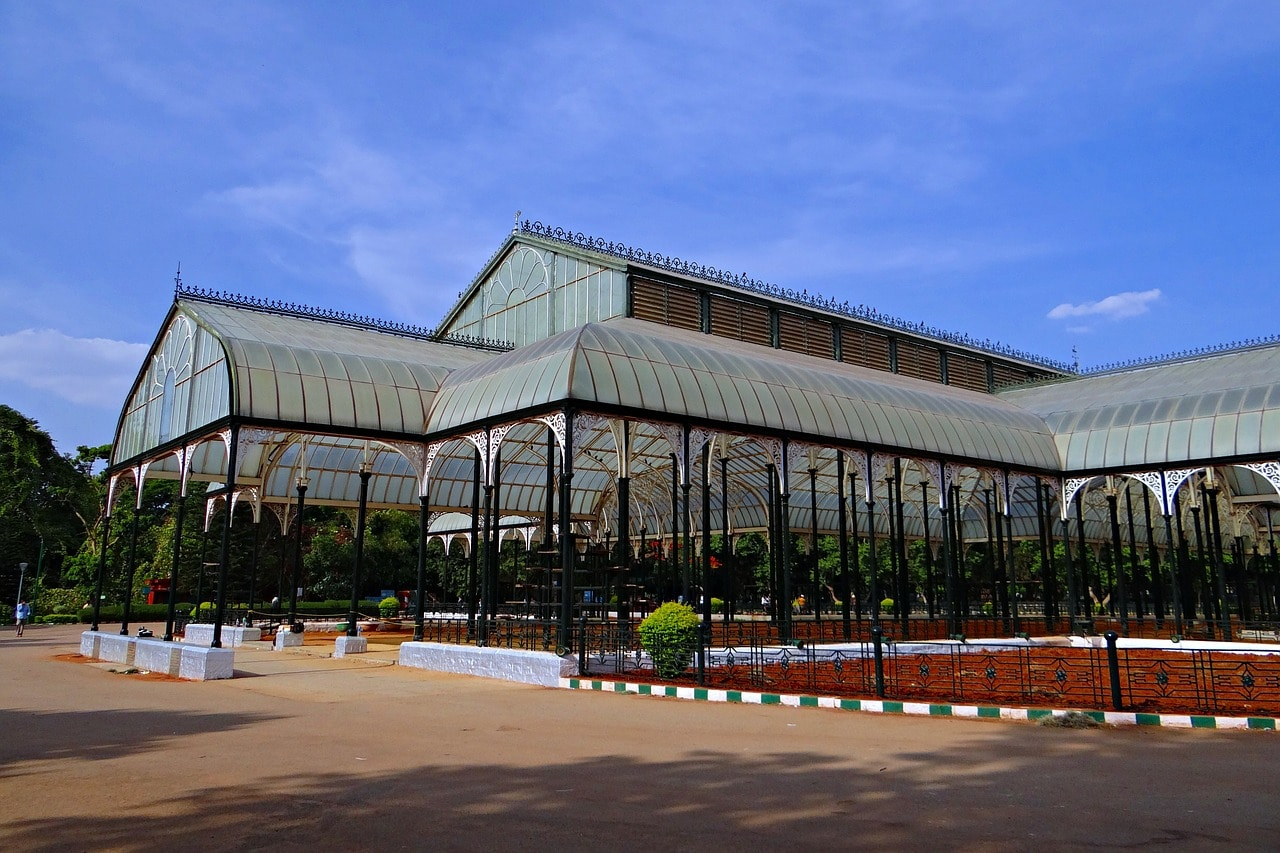 Lalbagh Botanical Gardens in Bangalore