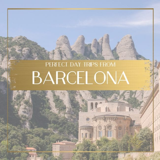 Perfect day trips from Barcelona Feature