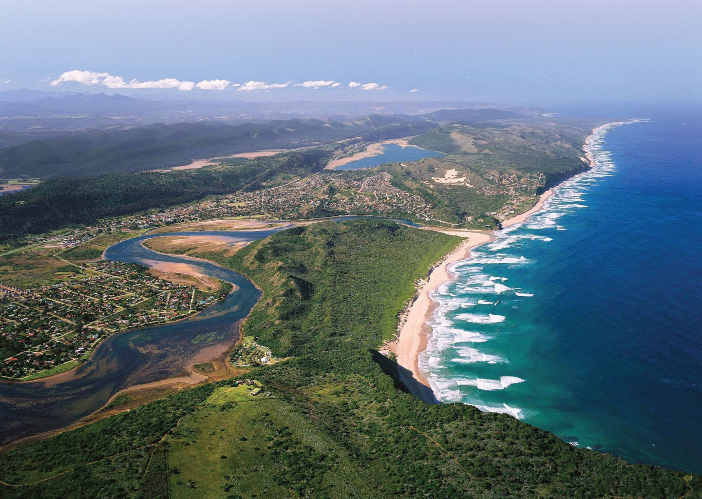 Sedgefield from above