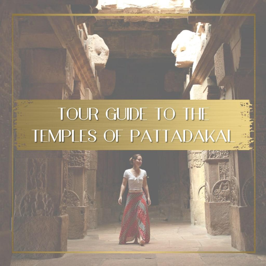 Temples of Pattadakal feature