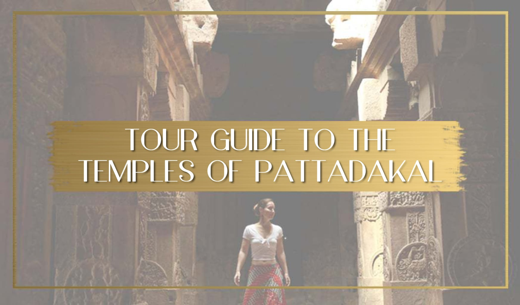 Temples of Pattadakal main
