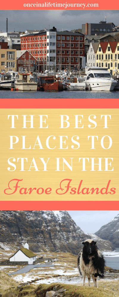 The Best Places to Stay in the Faroe Islands