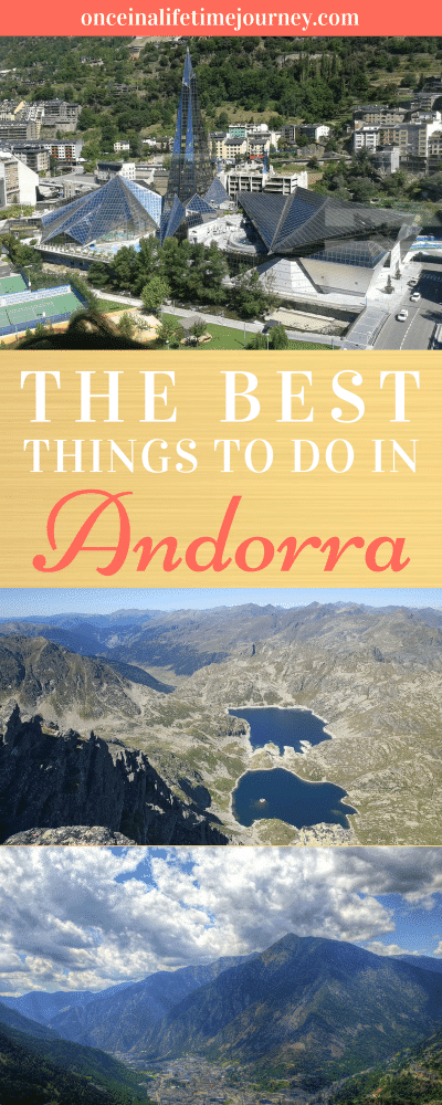 The Best Things to do in Andorra