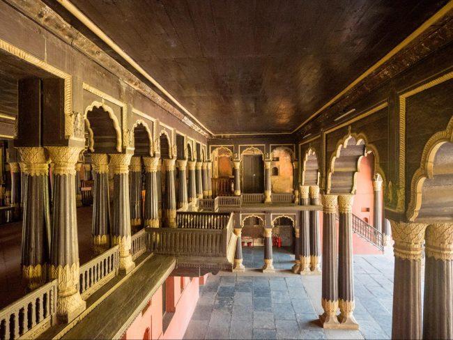 Tipu Sultan Summer Palace Bangalore