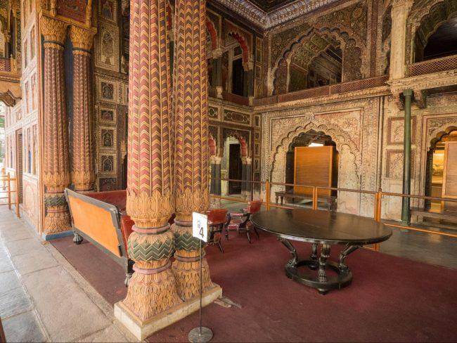 Tipu Sultan Summer Palace Mysore