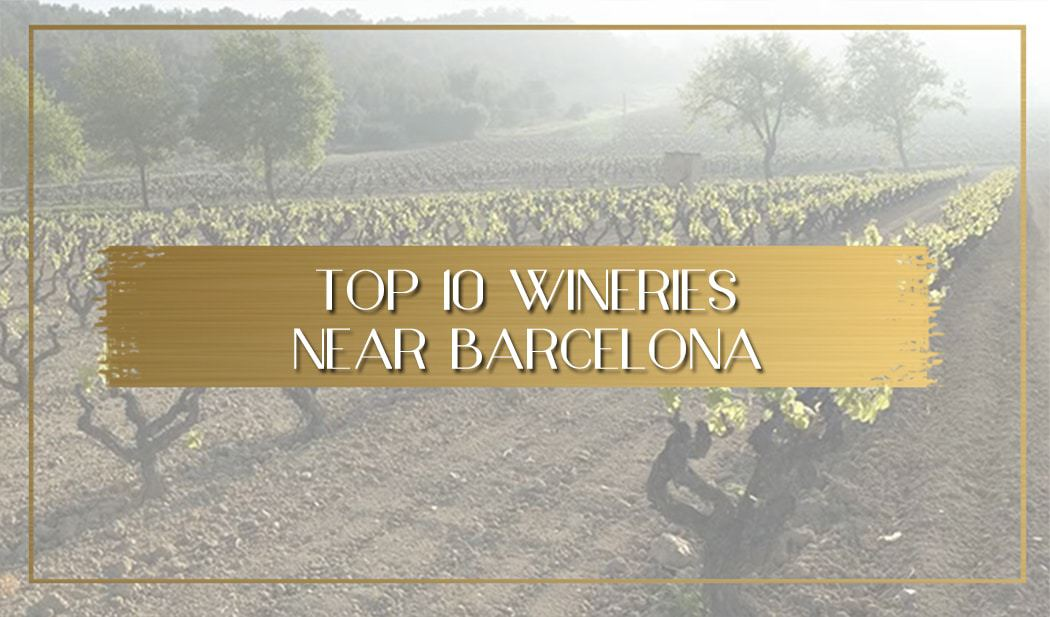 Wineries near Barcelona main