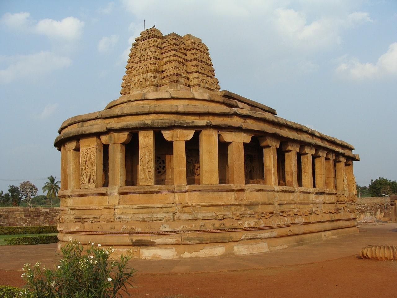 Aihole's Durg Temple