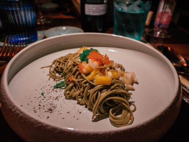 Indonesian fare with a twist at Bawah
