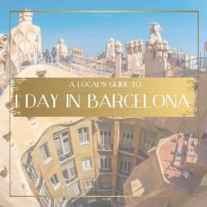 One Day in Barcelona Feature