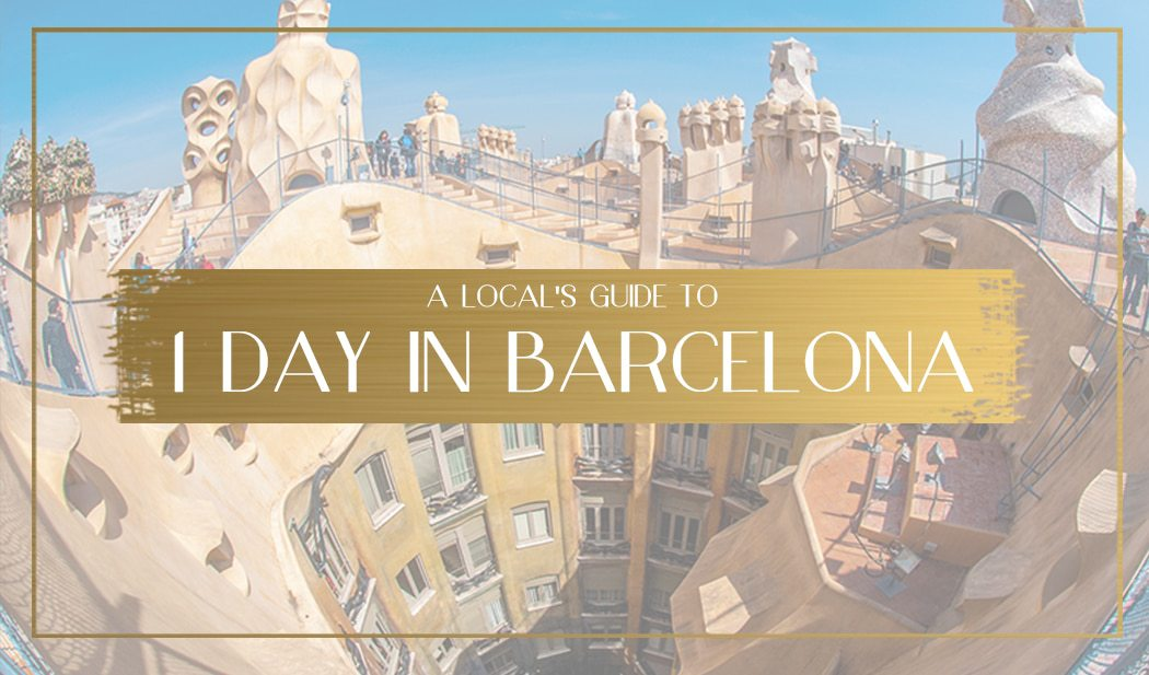 One Day in Barcelona Main