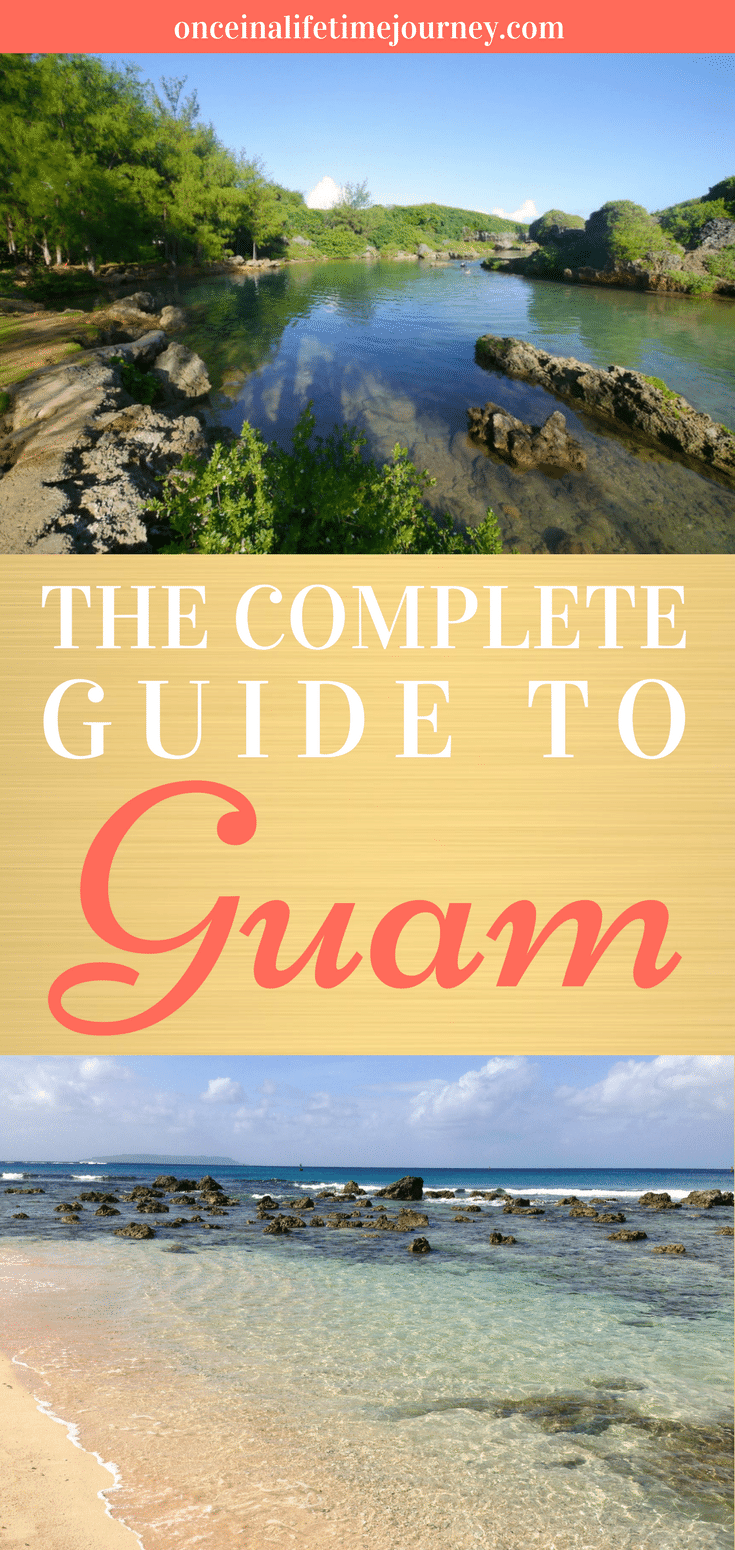 The Complete Guide to Guam