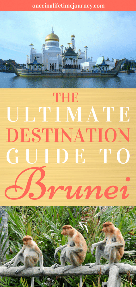 The Ultimate Destination Guide to Brunei