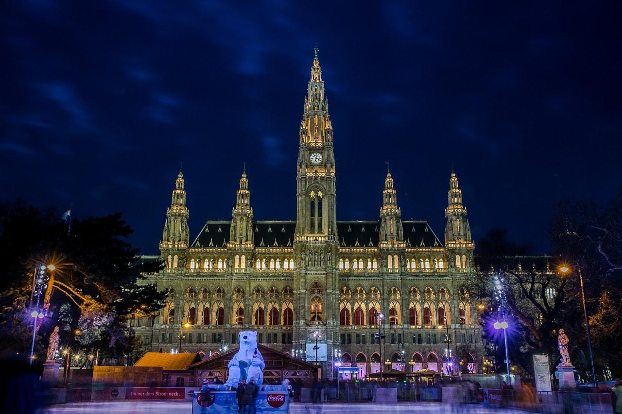 Vienna's Christmas market