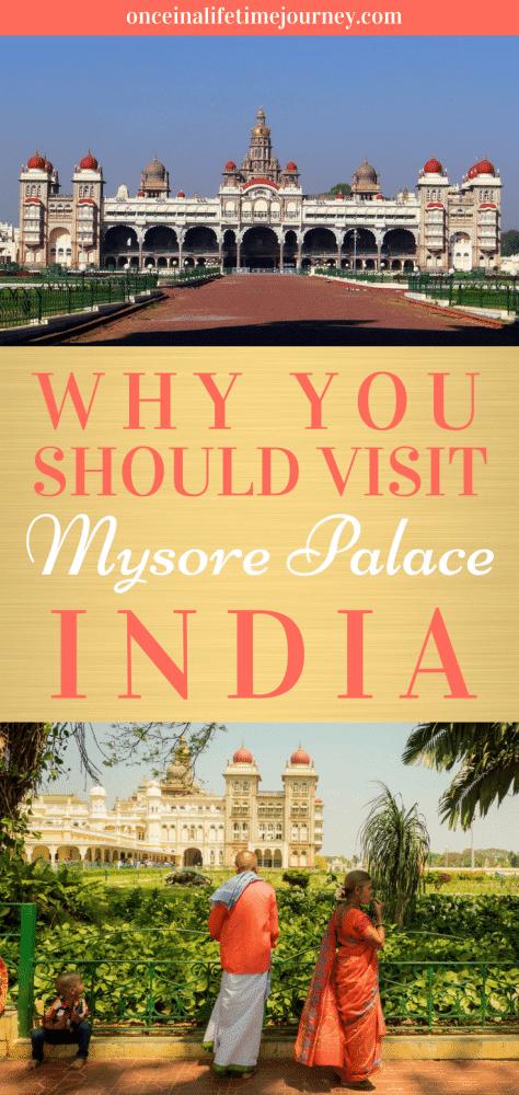 Why you Should Visit Mysore Palace India