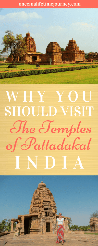 Why you Should Visit the Temples of Pattadakal India