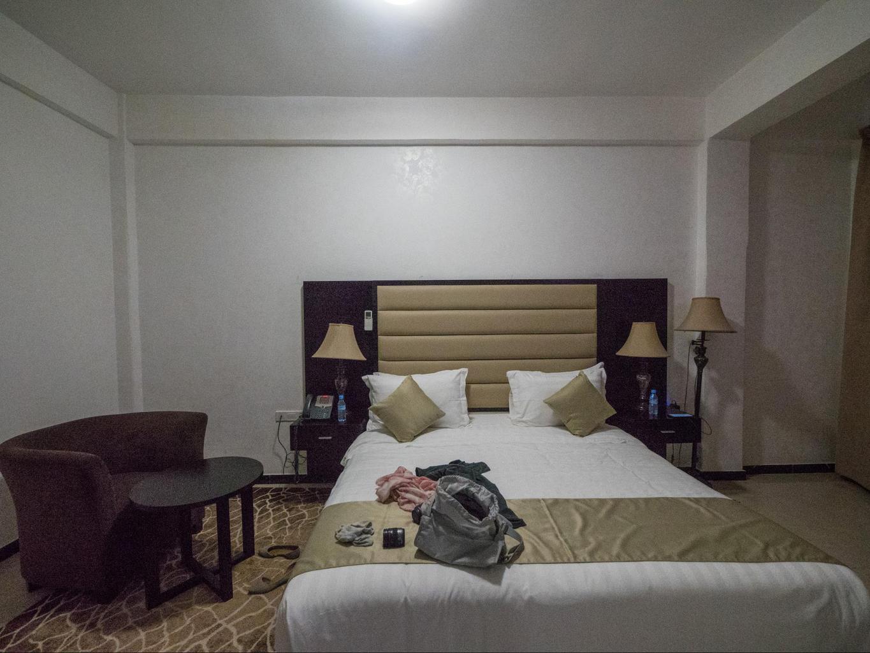 Damal Hotel in Berbera