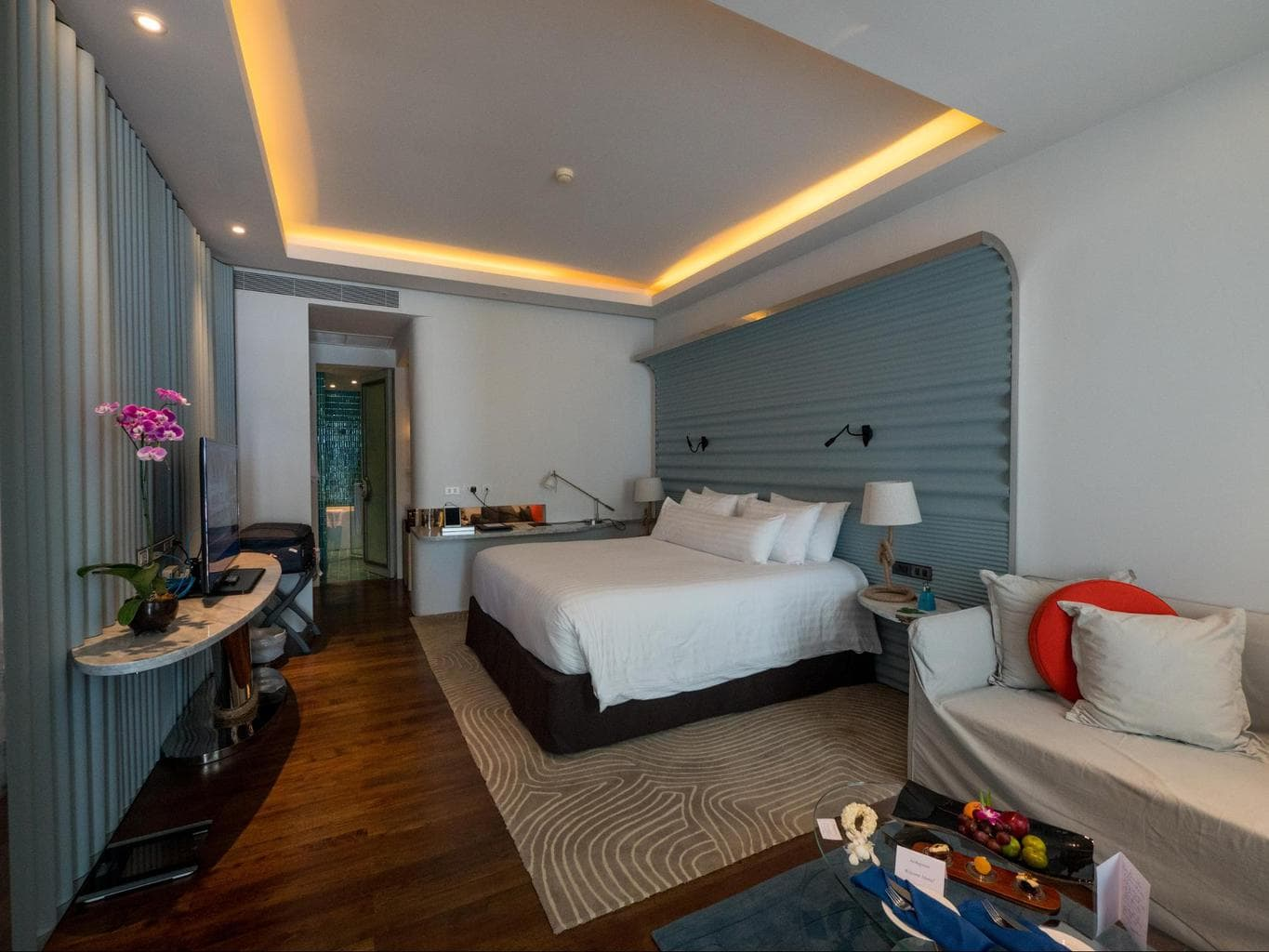 Oceanview Suite at The Boathouse Phuket