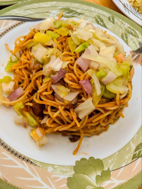 Spaghetti the staple in Somaliland