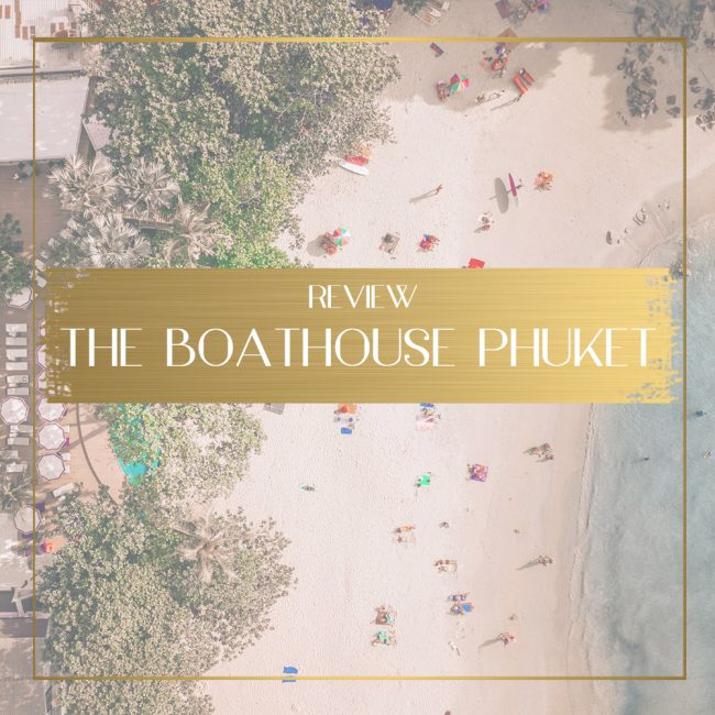 The Boathouse Phuket feature