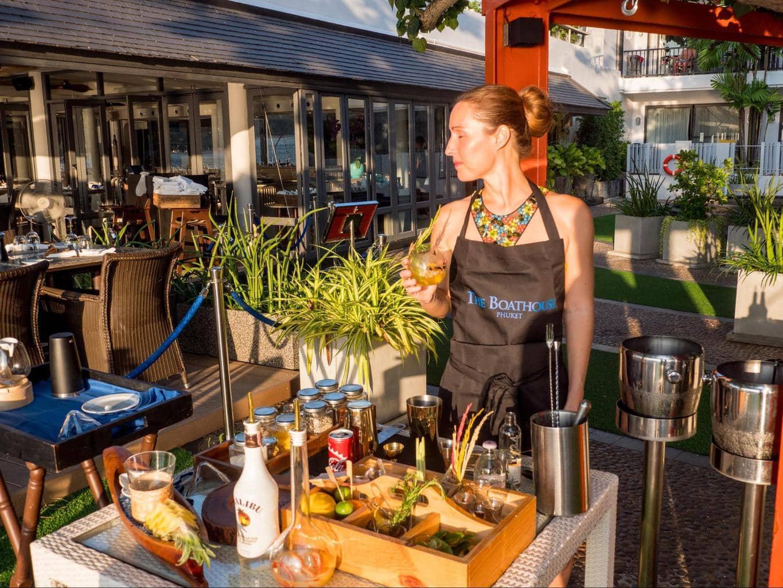The cocktail workshop