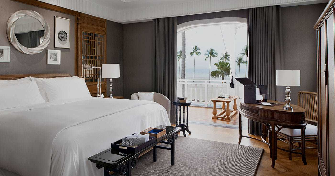 Junior Suite at The Sanchaya