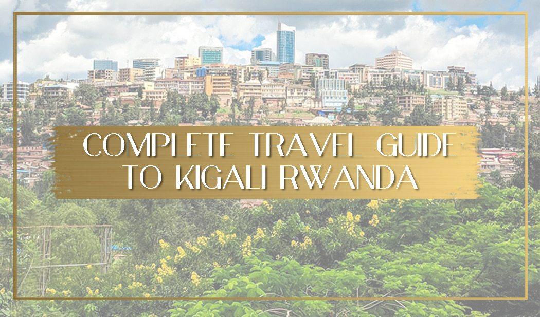 Kigali Travel main
