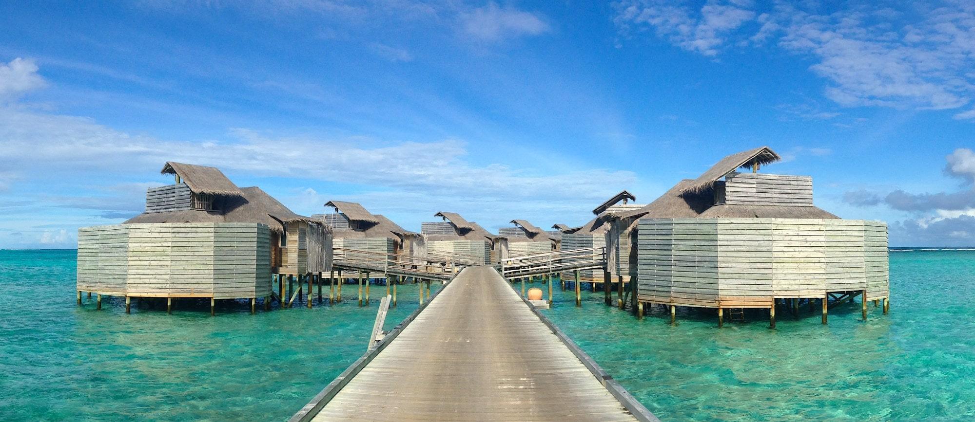 My first trip to the Maldives at Six Senses Laamu