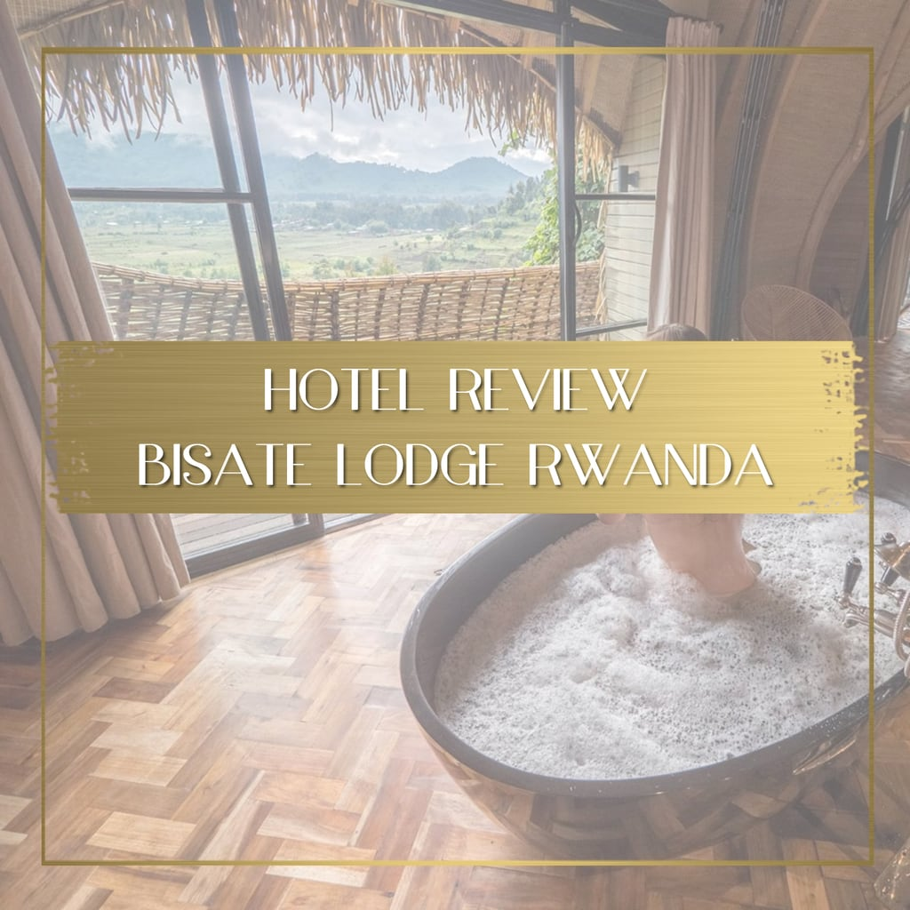 Review Bisate Lodge Rwanda feature