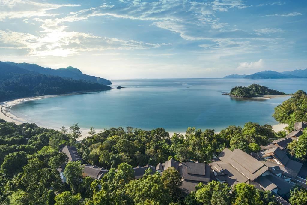 The Andaman views