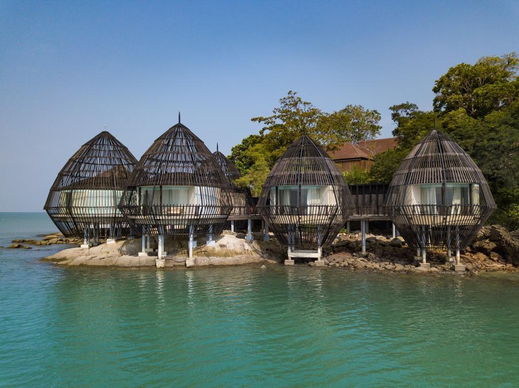 The Ritz-Carlton, Langkawi stay