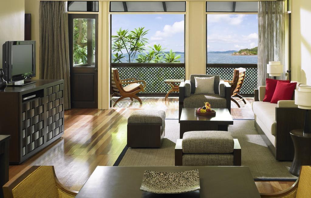Vivanta Rebak Island suites, Langkawi