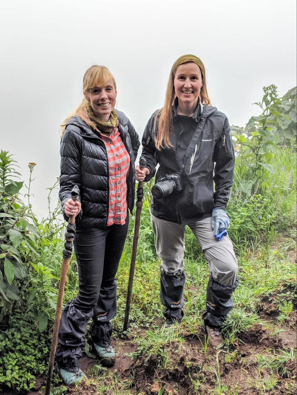 What to wear for a gorilla trek in Rwanda