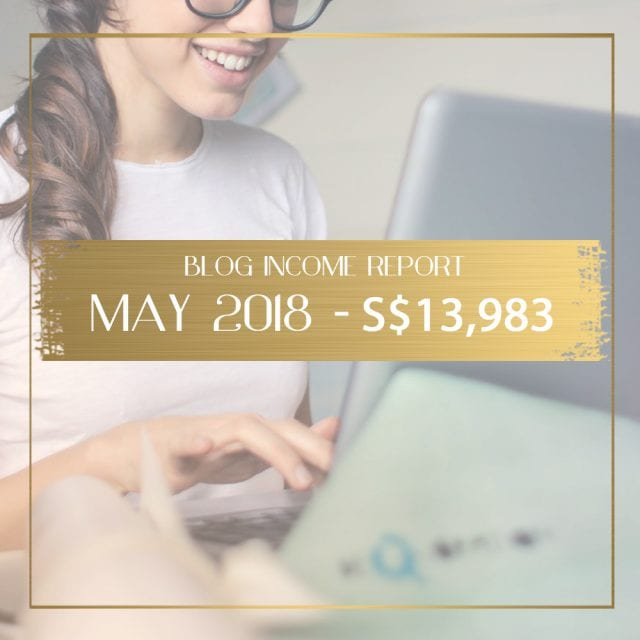 blog income report May 2018 feature